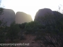 Australia Day Fourtenn Uluru Kata Tjuta hike February 17 2016