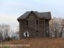 Manitoba Canada  abandoned hose October 16 2015