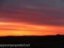 Manitoba Canada  morning drive October 16 2015