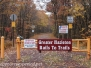 Rails to Trails hike October 25 2015