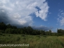 Thunderstorm and clouds July 21 2015