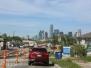 Dallas Texas afternoon walk April 7 2016