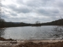 Nescopeck State Park hike December 10 2016