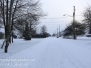 Snowstorm Wednesday morning walk March 15 2017